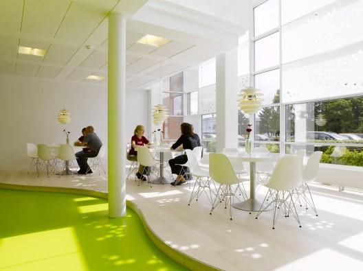 Innovative Workplace Design LEGO Groups Development Department