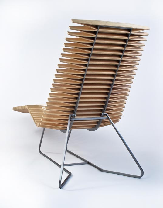 I Thought This Chair Design Was A Fresh Addition To The Designs We Explored  In Class.