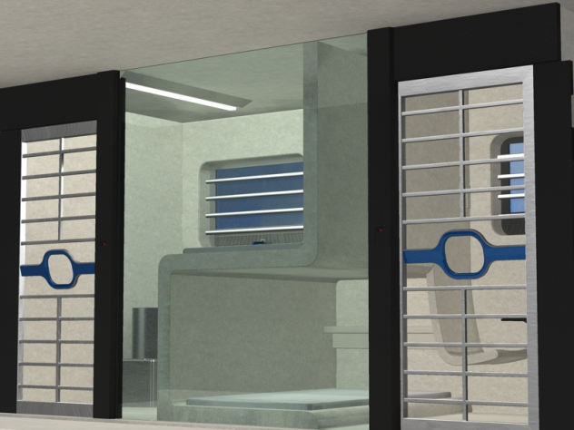 New Concepts In Prison Cell Design 187 Human Response And