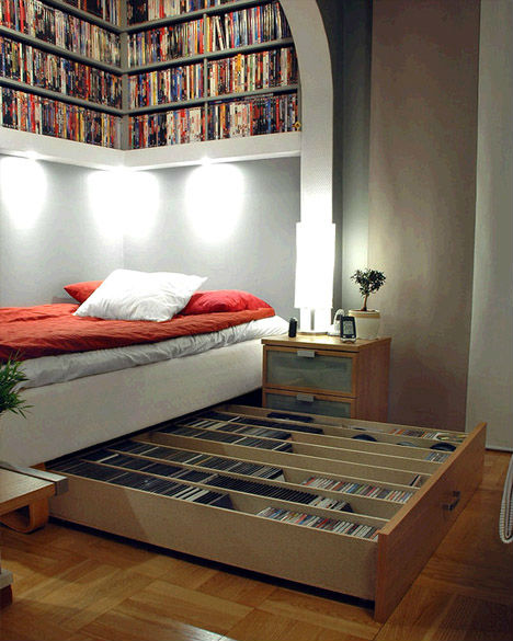 Interior Design Small Spaces small space design solutions » human response and interior design