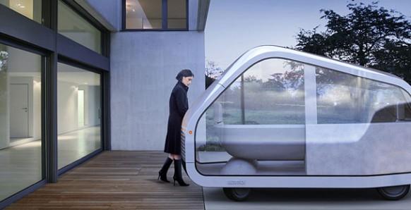 Atnmbl 2040 Car Living Design 187 Human Response And